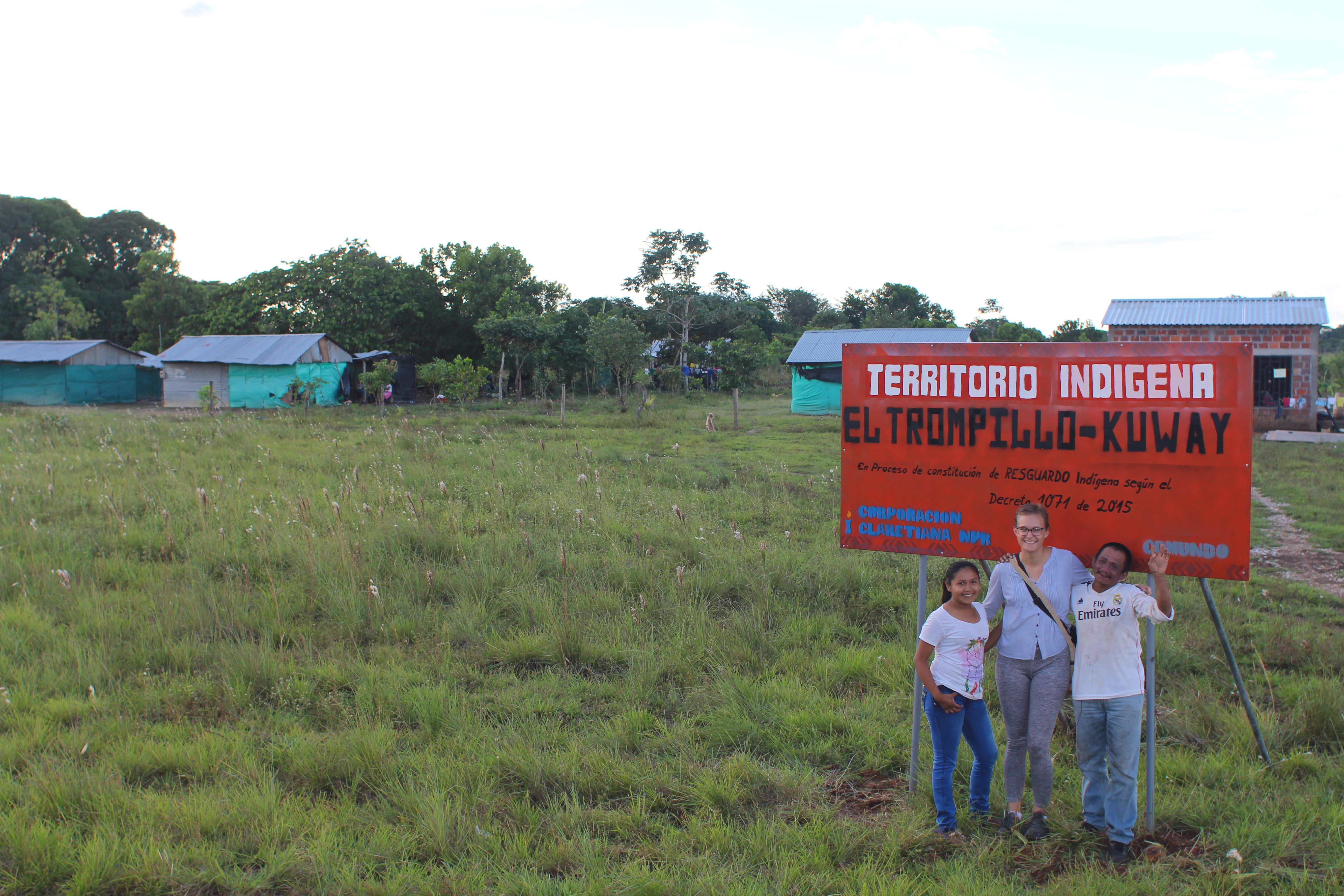 Asentamiento El Trompillo